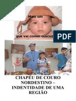 Chapéu de Couro Nordestino cultura do RN