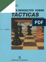A. J. Gillam - Problemas Resueltos Sobre Tacticas
