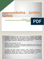 hermenêutica jurídica - aula 5.pdf