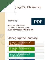 Managing ESL Classroom [Autosaved]