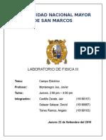 Laboratorio 3 - Fisica III