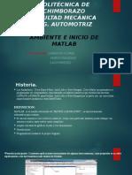 Expo Ambiente Matlab