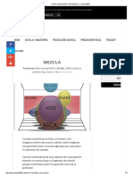 Como Visualizar Una Mezcla - Hiphop360º