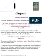 You Shall Not Be Barren - Chapter 1