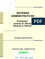 Roles Del Directivo - CLASE 3 - BLOQUE 2