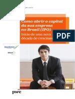 Guia Abertura de Capital – BMFBOVESPA e PricewaterhouseCoopers