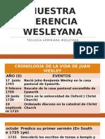 Nuestra Herencia Wesleyana