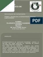 unidad 1 mantenimiento.pptx
