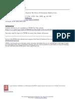 Johnstone 2003 - Role of the UN Secretary-General- UN Secretary General