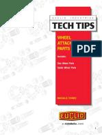 Euclid Wheel Attatching Tech Tips