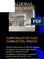 Caldeiras Industriais - Industrial Boilers