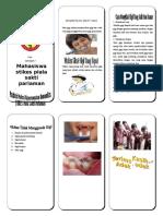 Leaflet Sikat Gigi