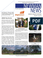 Newman News May 2017 Edition
