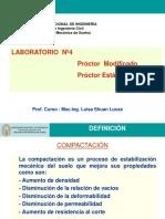 Proctor - Laboratorio -LSL
