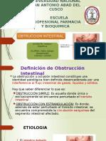 Expo Semio Obtruccion Intestinal