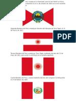 4 Banderas Del Peru