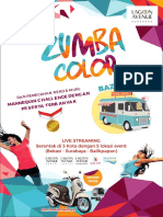 Proposal Sponshorship Event Zumba