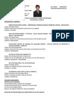 CV Resumido Stfano NF