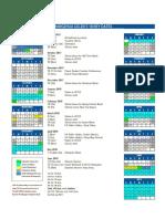 Hz CIS Calendar 2017-18 - New Layout