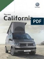 California t6 Brochure