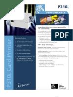 Zebra P310i ID Card Printers