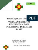 8.2 - 127 RSIA SK Panduan Fasilitas Pendidikan Dan Pelatihan Di Rumah Sakit