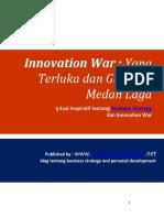 9 Esai Inspiratif Tentang Business Strategy Dan Innovation War