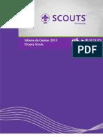 Formato Oficial Informe de Gestion Grupos Scouts 2013