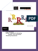 Informe Final de MArketing Empresarial