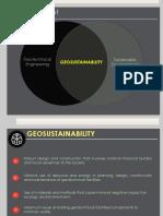 Geo Sustainability