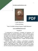 Biografia de Camille Flammarion