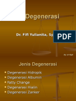 Degenerasi