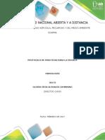 Protocolo Para Desarrollo Del Componente Práctico 1