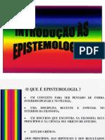 AsEpistemologias