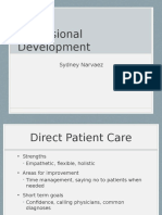 snarvaez professional development