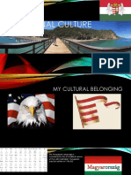 my personal culture