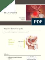 Prostatitis Bacteriana Crónica