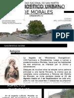 Diagnostico Urbano de Morales