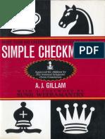 Simple Checkmates - Gillam