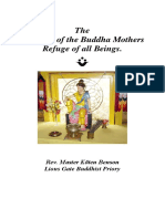 Mandala of the Buddha Mothers