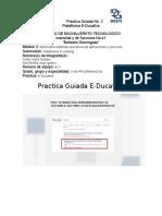 Practica Guiada E-Ducativa#2