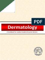 Dermatology Handbook for Medical Students 2nd Edition 2014 Final2