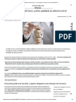 Compilacion sobre reacciones a 2016 Reporte Comision Probono y Proyecto de Ley Hacienda Dian