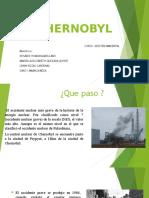 Exposicion Chernobyl