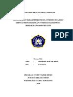 Laporan Kerja Praktek Imron Revisi