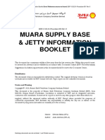 Muara Supply Base Information
