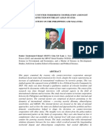 Examining Counter-Terrorism Cooperation Amongst Affected Southeast Asian States