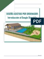 Sketchup_Introducción y Ejercicios