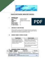 Investigacion e Innovacion Tecnologicax