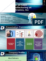 Daktronics Case